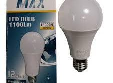 قیمت و خرید لامپ ال ای دی مکس